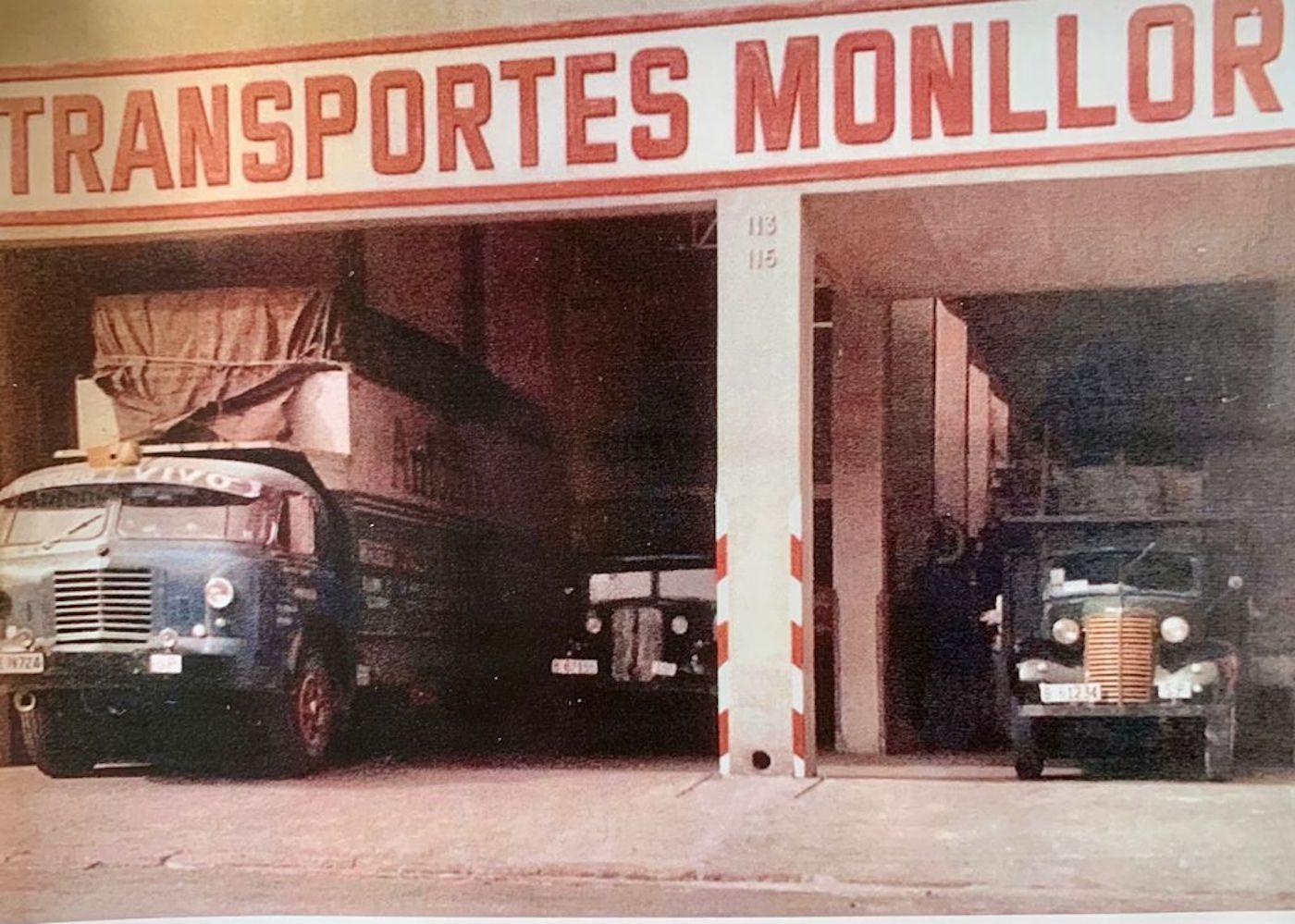 En este momento estás viendo Grupo Monllor, agencia de Transportes más antigua de la Comunidad Valenciana