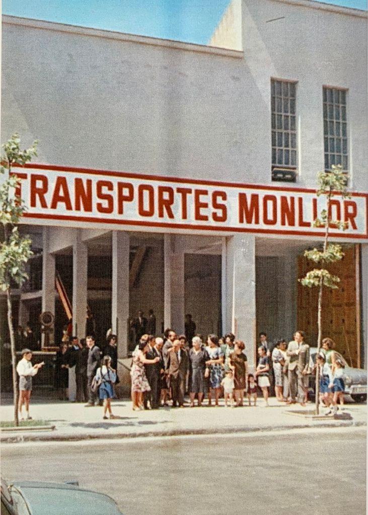 Grupo Monllor, empresa de logistica más antigua de la Comunidad Valenciana